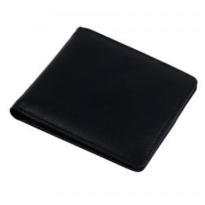 ZINT Men's Genuine Leather Bifold Wallet