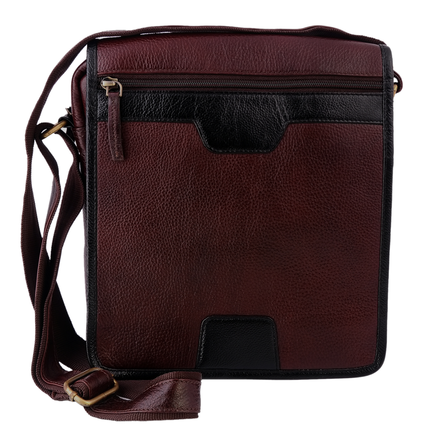 Genuine Leather Messenger bag for men
