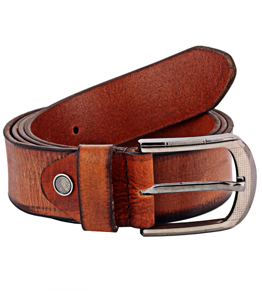 ZINT Genuine Leather Casual Belt