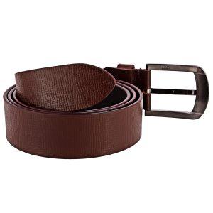 ZINT Genuine Leather Mini Zebra Design Belt