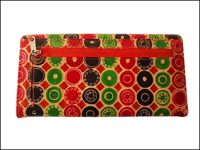Zint Genuine Leather Shantiniketan Women's Clutch