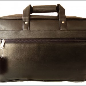 Zint Genuine Leather Finish Messenger Bag/Laptop Bag