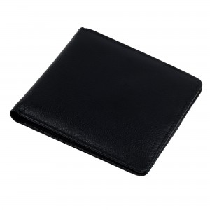ZINT Men's Genuine Leather Bifold Wallet