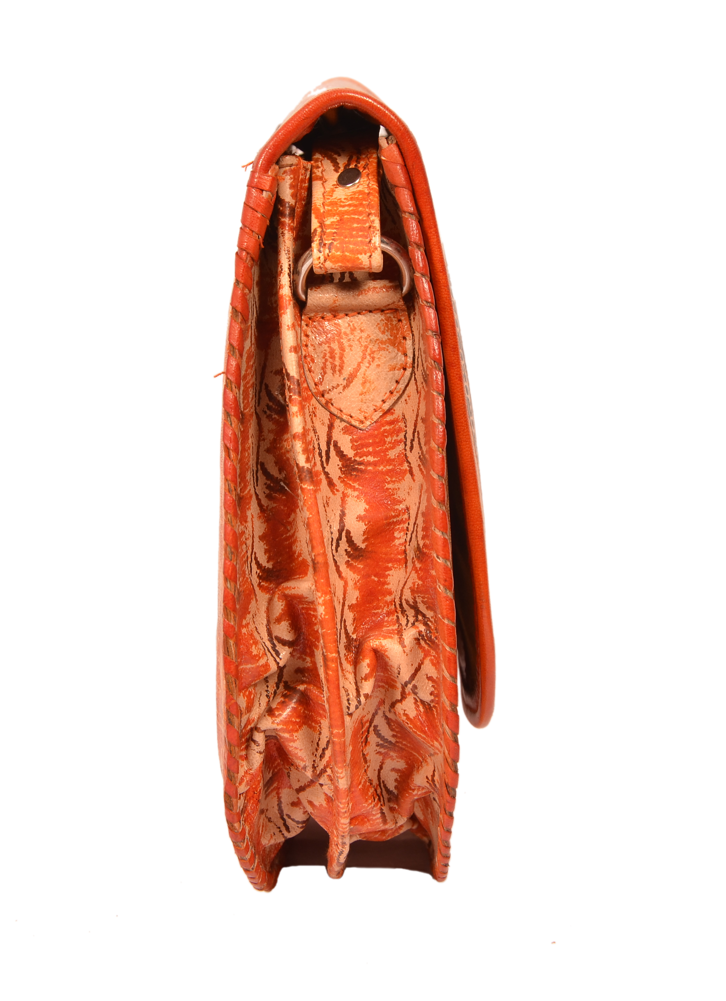 Zint Pure Leather Shantiniketan Women S Crossbody Bag