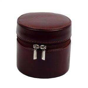 Handmade Genuine Leather Jewelry Box