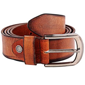 ZINT Genuine Leather Casual Belt
