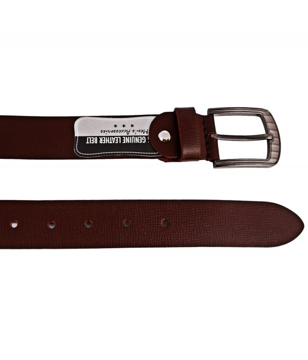 ZINT Genuine Leather Mini Zebra Design Belt