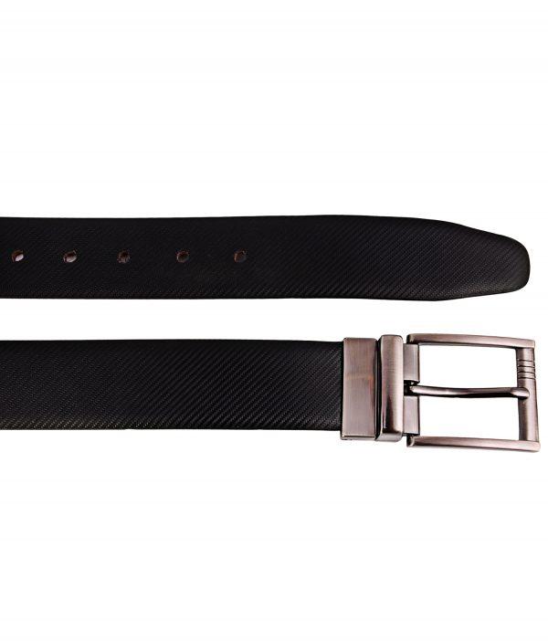 ZINT Genuine Leather Reversible Small Matt Design Belt
