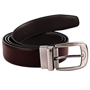 ZINT Genuine Leather Reversible Belt